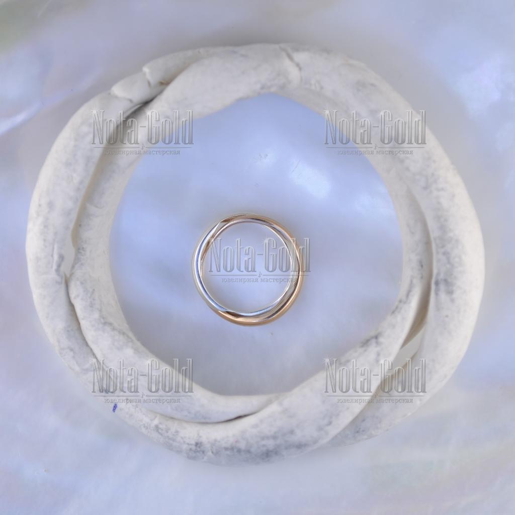 Обручальные кольца по макетам из пластилина