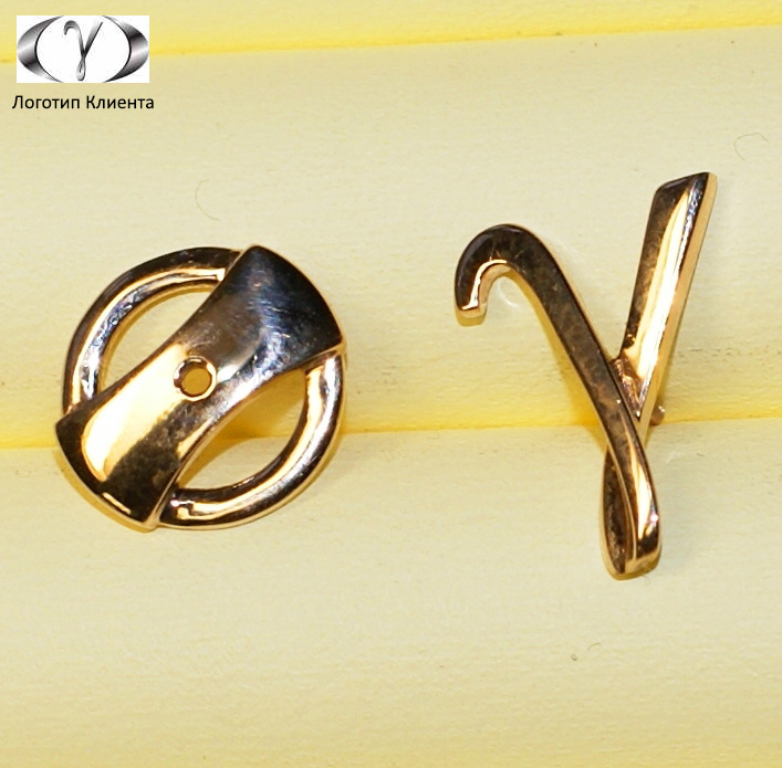 Значки из золота