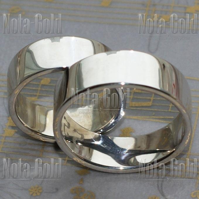 Обручальные кольца недорого