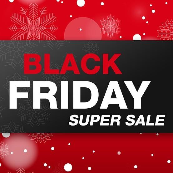 Черная пятница - Black Friday в Ювелирной мастерской Nota-Gold