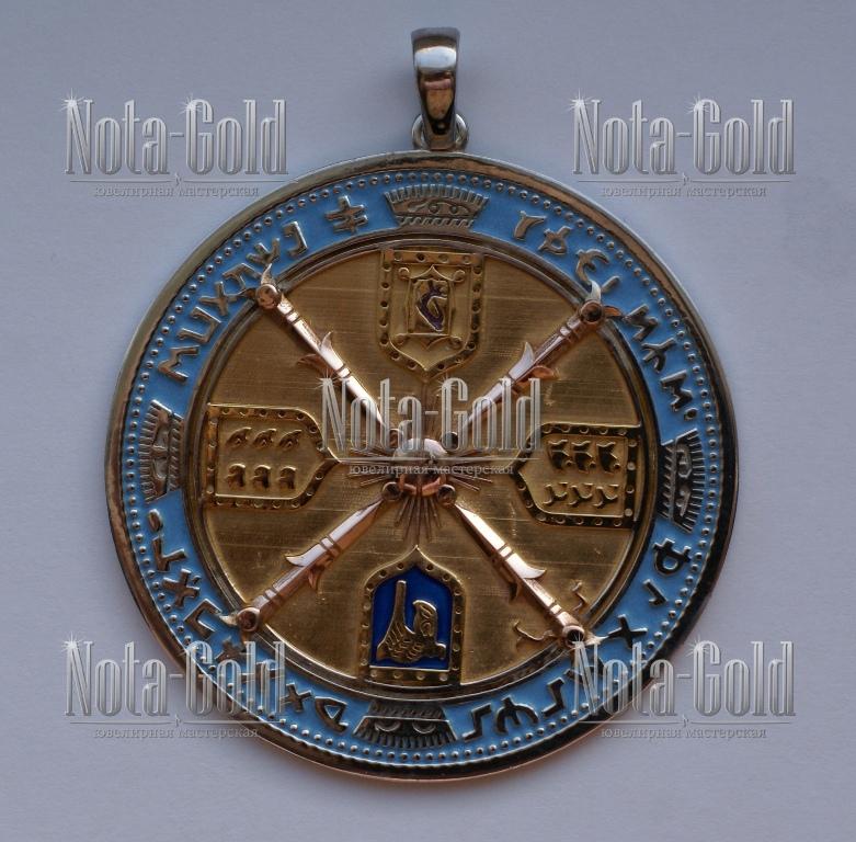 Медальоны на заказ