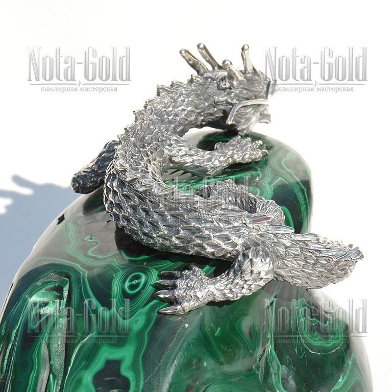 Сувениры из золота и серебра на заказ