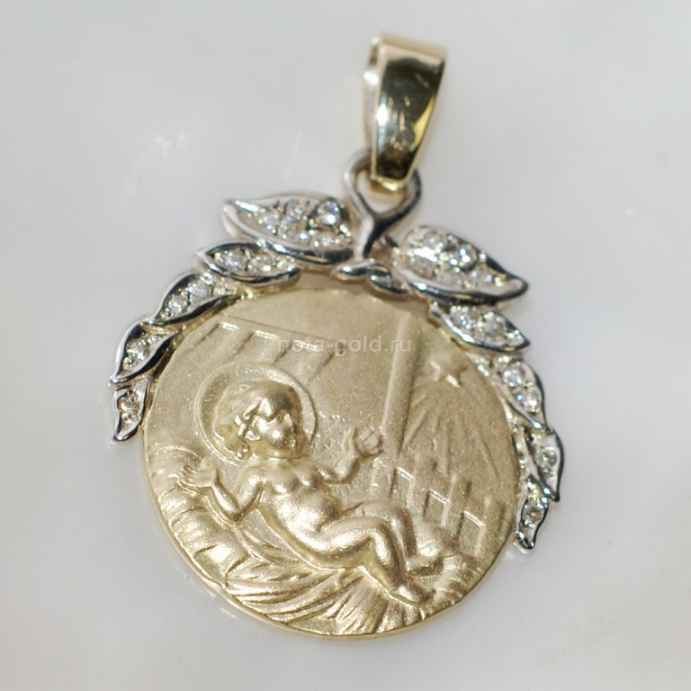 Символика из золота и серебра на заказ