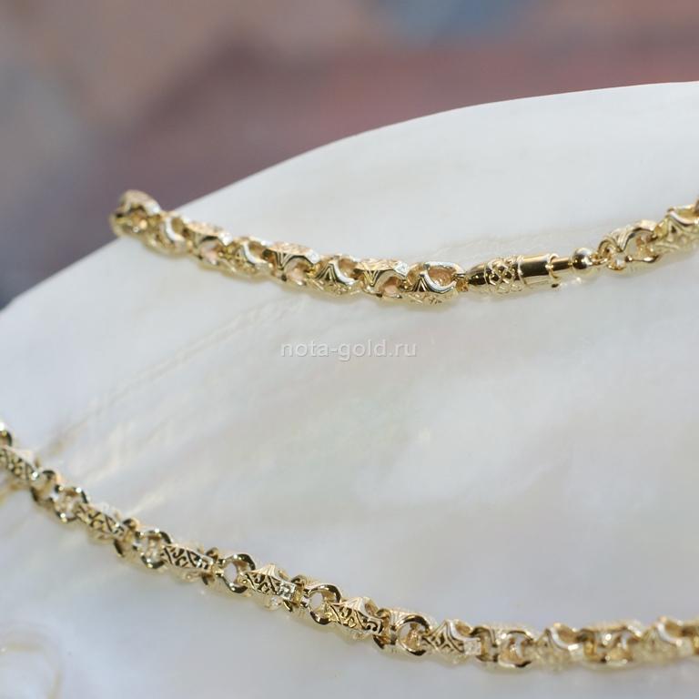 Цепи из золота и цепи из серебра на заказ