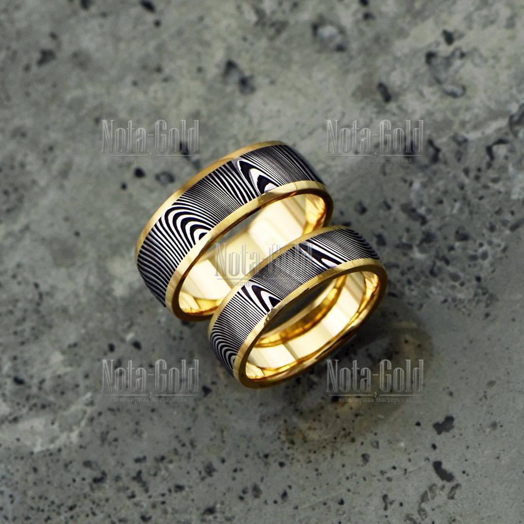 Мужской перстень эксклюзивного дизайна